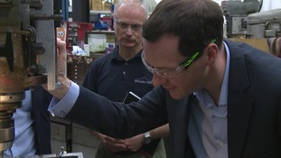 The Chancellor also announced plans to create a new Enterprise Zone.