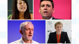 Labour leadership hopefuls