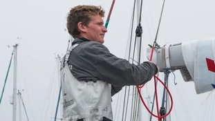 Sam, 24, now sails full-time for a living.