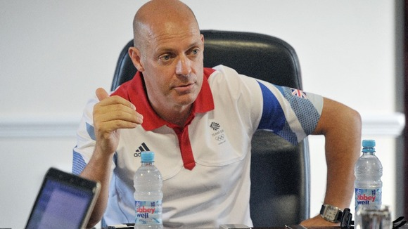 British Cycling performance director Dave Brailsford