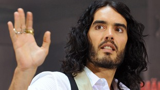 Russell Brand calls time on social media