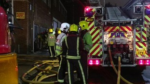 Fire crews called to factory fire in Digbeth