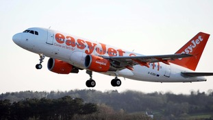 Man sectioned after being Tasered on easyJet plane