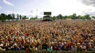 Crowds at last year's festival