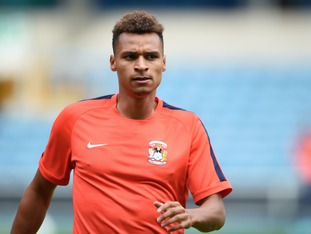 Jacob Murphy has moved to Coventry City on a season-long deal
