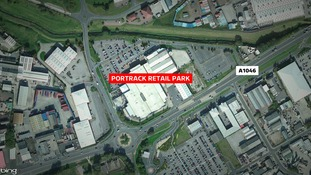Portrack Retail Park