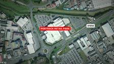 Portrack Retail Park