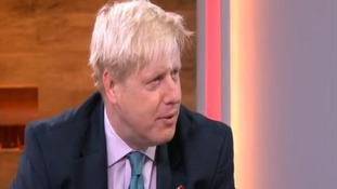 'Prat' Boris dismisses PM ambitions
