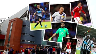 Newcastle Manchester collage