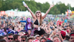 V Festival: 250,000 expected for 20th anniversary weekend