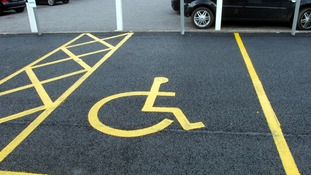 Thefts of blue disability badges 'more than double'