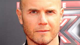 Take That front man and 'X Factor' judge Gary Barlow