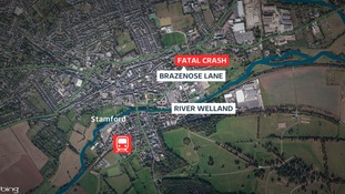 Investigation after fatal collision in Stamford