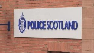 police scotland sign