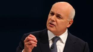 Iain Duncan Smith's welfare plans will 'strike fear' into sick