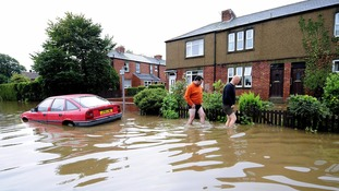 Hundreds of Morpeth residents had to evacuate because of flooding in 2008