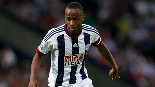 Saido Berahino's transfer request has been rejected