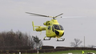 Chancellor pledges £1 million towards a new air ambulance for Yorkshire