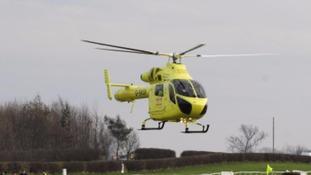 Chancellor pledges £1 million towards a new air ambulance for Yorkshire