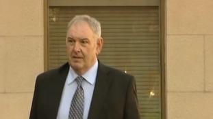 Mick Stevens denies fourteen counts of theft