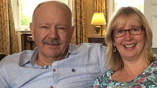 Brit hostage Bob Semple 'delighted' to be home after Yemen captivity