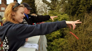 North York Moors gets 'Poohsticks' thumbs up