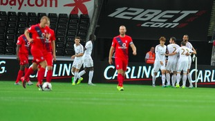 Swansea City v York City