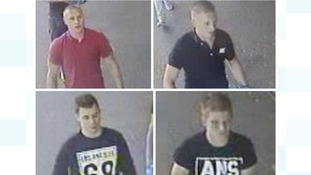 Police appeal after 'punches thrown' at Llanelli train station