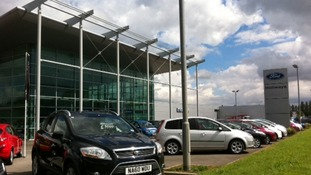 Redundancies at County Durham car dealership