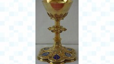 The stolen chalice