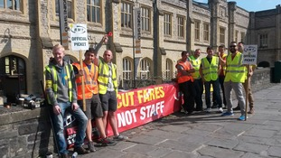 Bank holiday train strike to go ahead