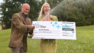 Wiltshire lottery millionaires thought they'd won £25