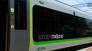Delays on London Midland trains