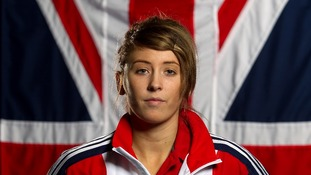 Welsh teenager Jade Jones.