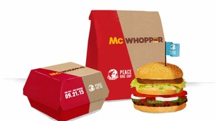 Fans urge McDonald's to reconsider Burger King's 'McWhopper' proposal