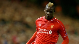 Mario Balotelli: Liverpool tactics didn't suit my style