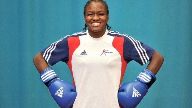 Boxing: Nicola Adams makes history as first ever female Olympic ...