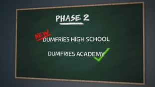 Phase 2 of the Dumfries Learning Town project