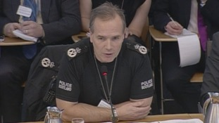 Chief Constable of Scotland, Sir Stephen House