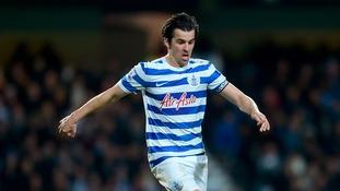 Burnley are in talks with former QPR midfielder Joey Barton
