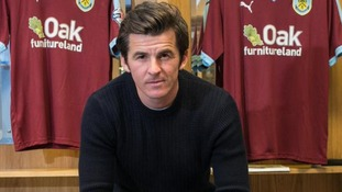 Barton: 'Humbled and proud' to join the Clarets