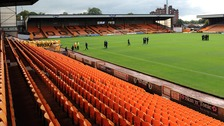 General view of Vale Park, home to Port Vale