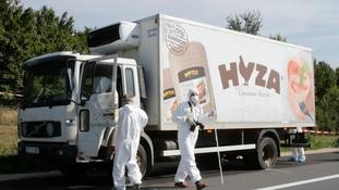 Austria lorry deaths: What we know so far
