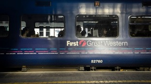 Going nowhere fast - passengers are being urged to check before travelling today