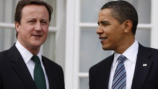 Barack Obama and David Cameron discussed the future of Afghanistan at the White House last week