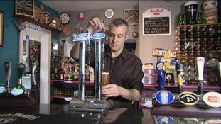 Rainer Barnes Bar Worker