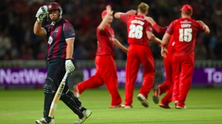 Pictures as Northants miss out on T20 Blast glory