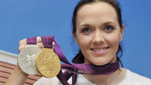 Pendleton: Bowing out as a winner