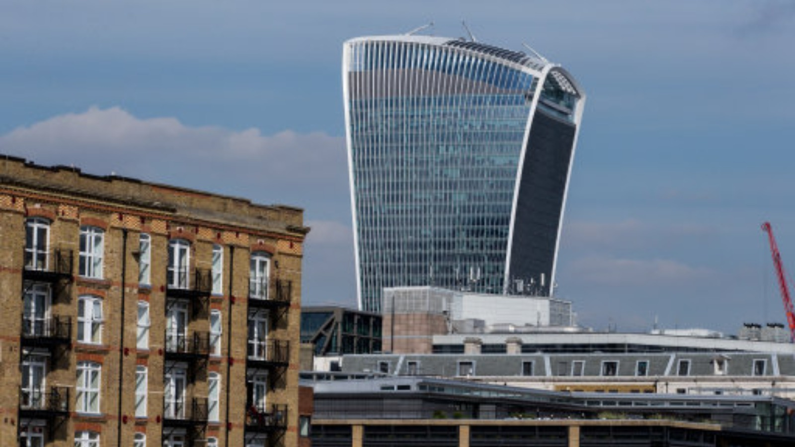 Shortlist of ugliest buildings in the capital released for Building londre