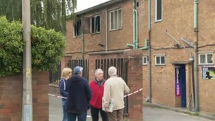 The centre says volunteering and other work will continue despite the damage caused by the fire